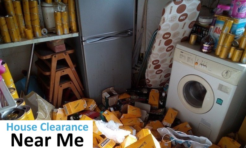 House Clearance Before And After Photograph Gallery